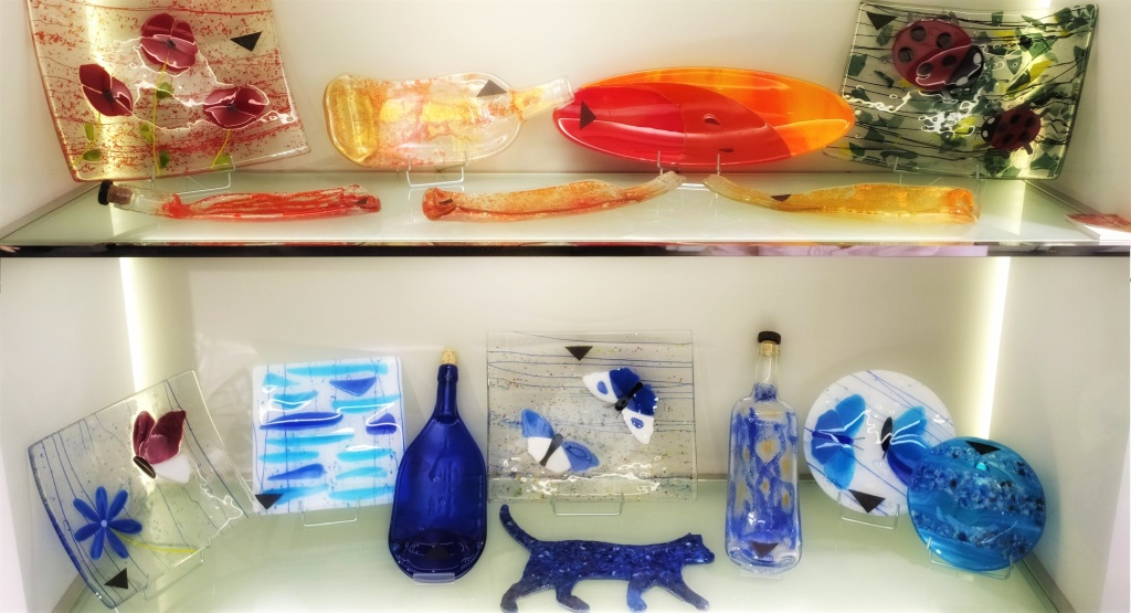 arts de la table en verre
