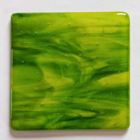 Carreau vert pomme